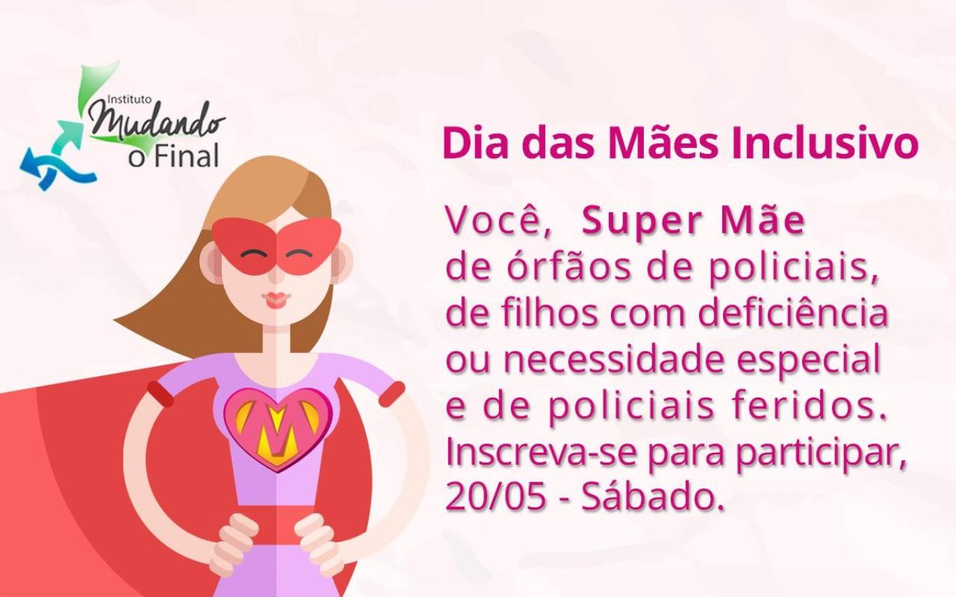 Projeto Prazer em Acolher - Dia das Mães Inclusivo