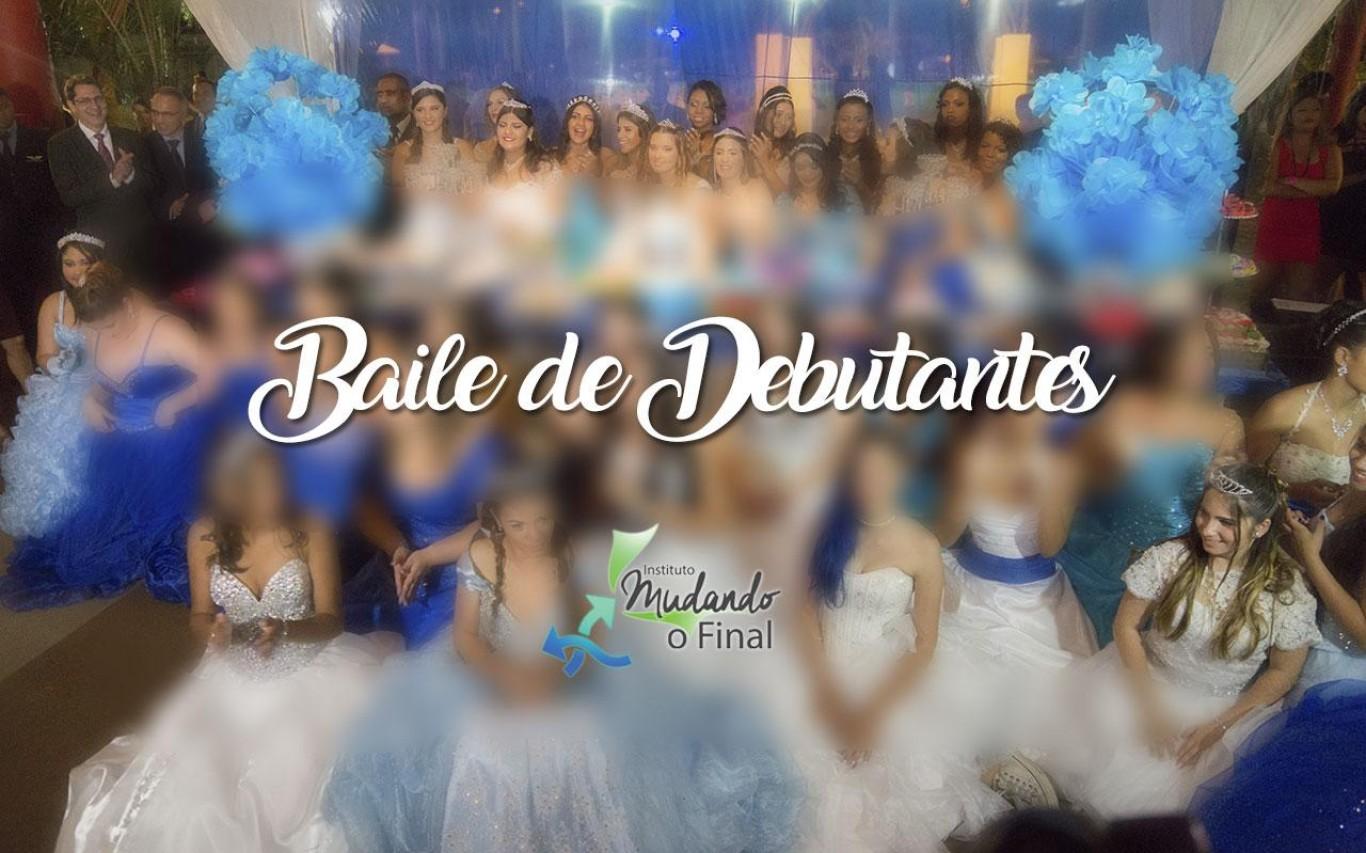 Baile de Debutantes 2019 - inscrições abertas