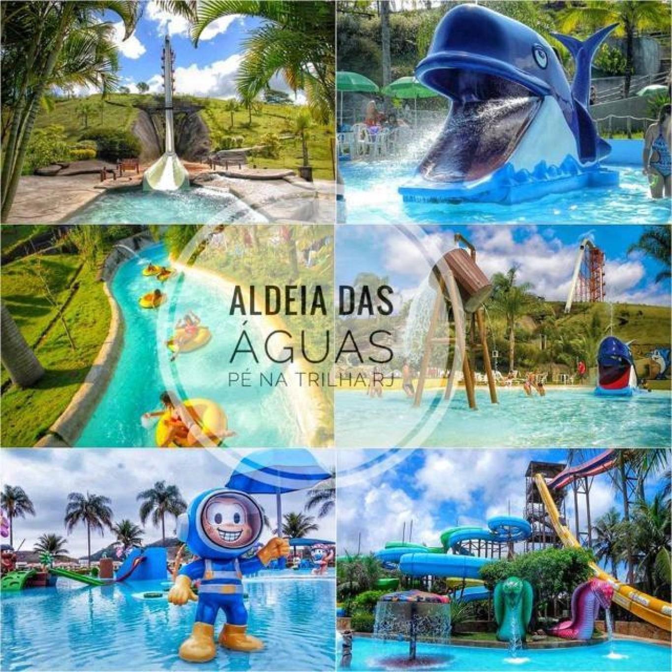 Excursão ao Resort Aldeia das Águas
