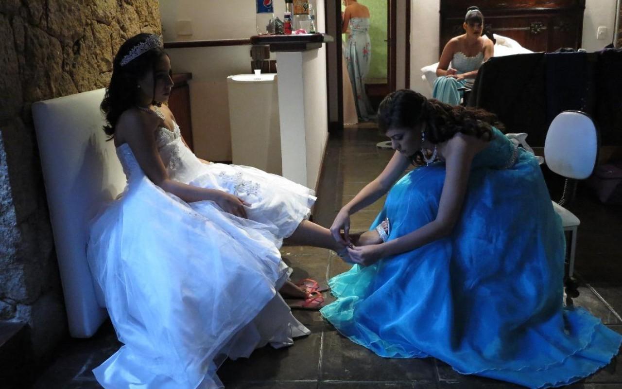 Projeto Sonho Azul - baile de junho de 2017