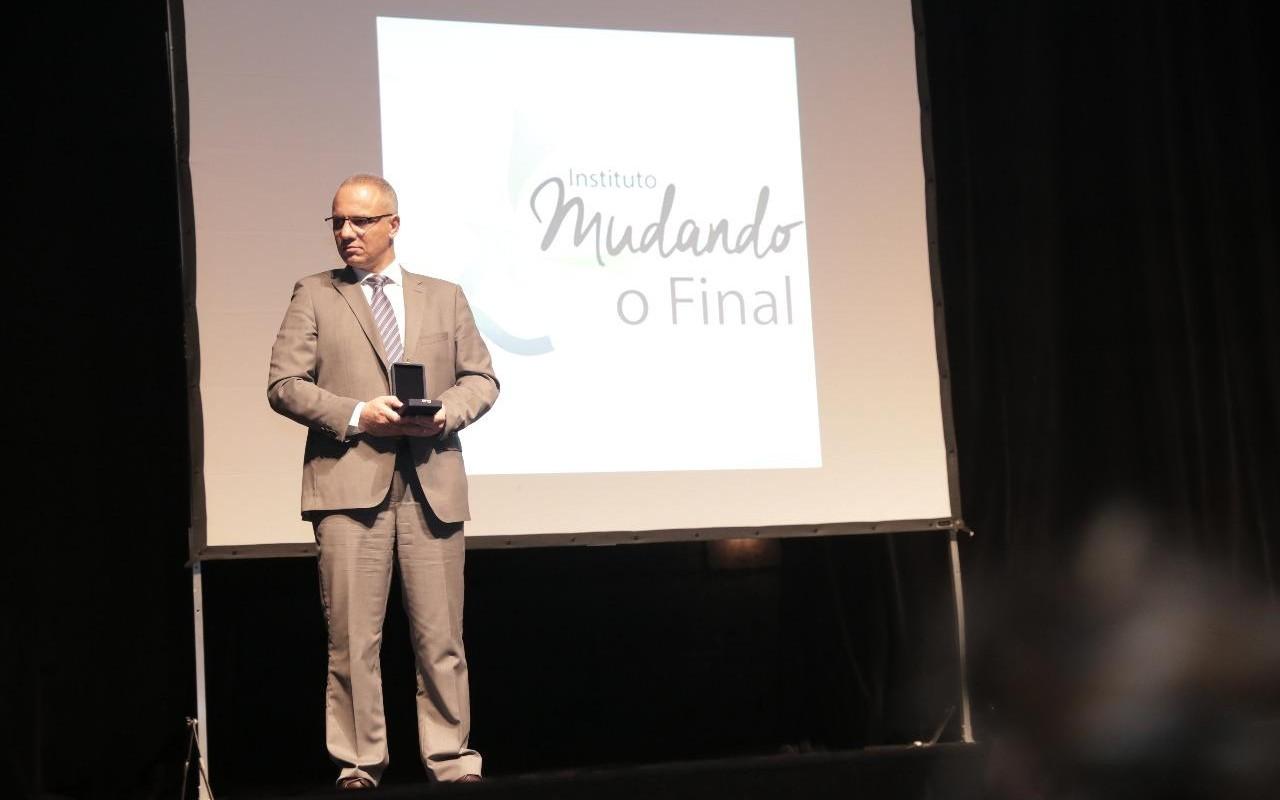 Medalha Flávio Duarte 2017
