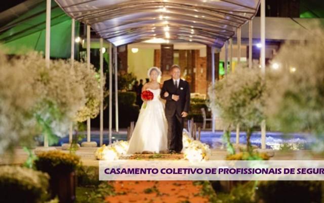 Casamento Campestre para Profissionais de Segurança Pública e áreas afins