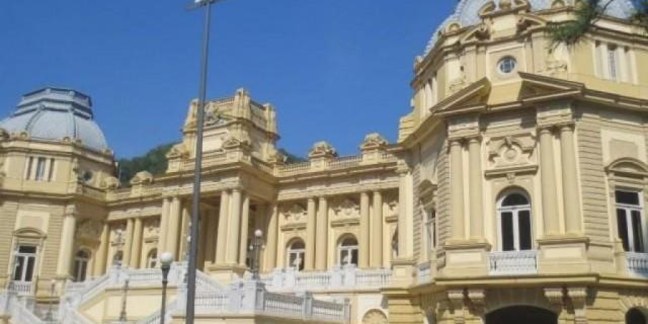 Passeio ao Palácio Guanabara - inscreva-se para participar