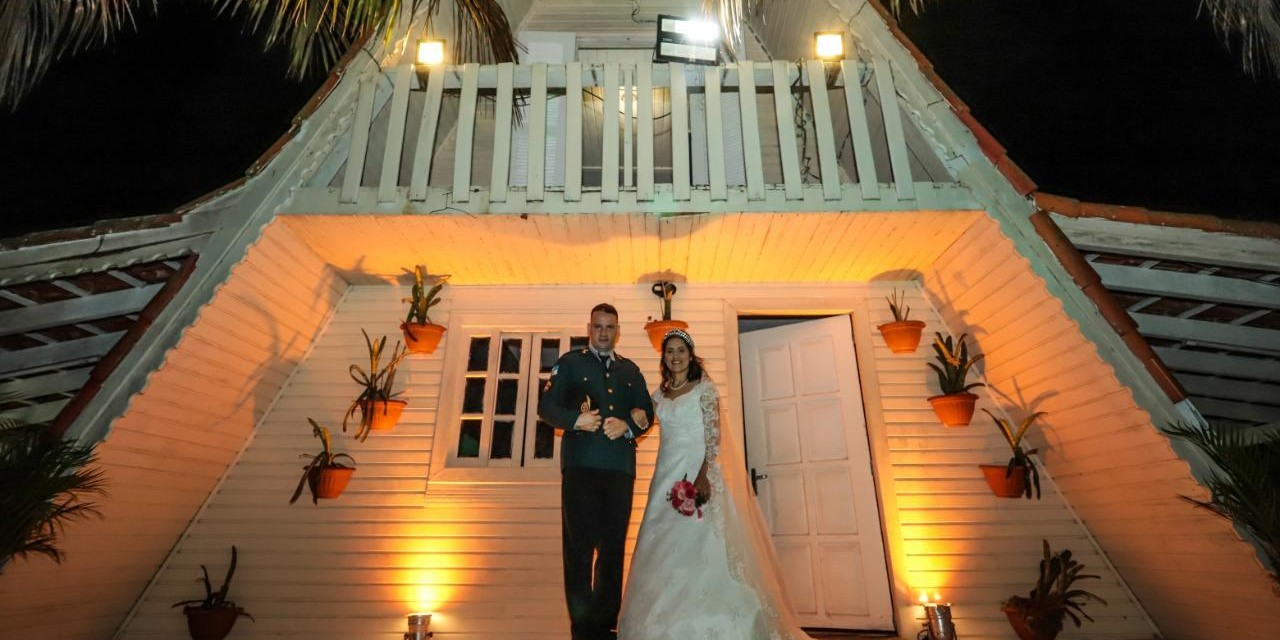 Casamento Campestre para Profissionais de Segurança Pública