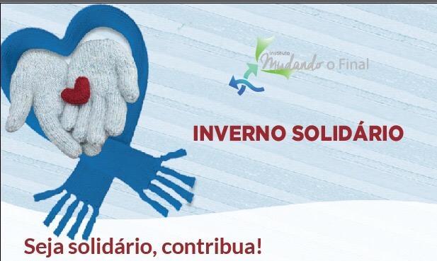 Campanha Inverno Solidário 2018