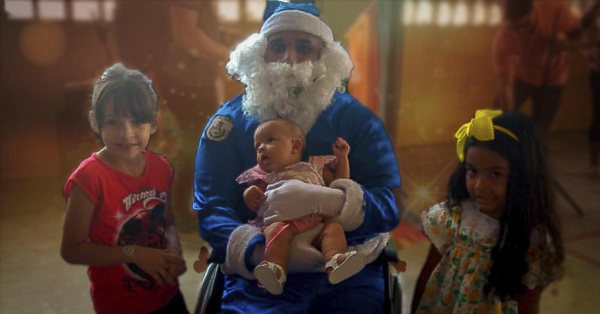 Natal Azul Inclusivo 2018